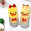 A011**พร้อมส่ง**(ปลีก+ส่ง) ถุงเท้าแฟชั่นเกาหลี โบว์สัตว์ มี 5 แบบ เนื้อดี งานนำเข้า( Made in Korea) thumbnail 4