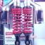 (X-1)โช้คอัพหลังคู่ YSS รุ่น G5 สำหรับ Yamaha X-1 สี ชุบ-แดง thumbnail 3