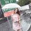 แฟชั่นเกาหลี set เสื้อ และกระโปรงน่ารักมากๆ thumbnail 7