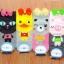 S209**พร้อมส่ง** (ปลีก+ส่ง) ถุงเท้าแฟชั่นเกาหลี ข้อสั้น มีหู เนื้อดี งานนำเข้า(Made in China) thumbnail 1