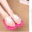 K020 **พร้อมส่ง** (ปลีก+ส่ง) รองเท้านวดสปา เพื่อสุขภาพ ปุ่มใหญ่สลับเล็ก (การ์ตูน) ส่งคู่ละ 150 บ. thumbnail 9