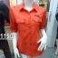 H1150 เสื้อเชิ้ตหญิง ปักแมงปอ thumbnail 2