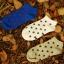 S214**พร้อมส่ง** (ปลีก+ส่ง) ถุงเท้าแฟชั่นเกาหลี ข้อสั้น ลายกะโหลก เนื้อดี งานนำเข้า(Made in China) thumbnail 10