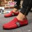 รองเท้าผ้าแฟชั่นผู้ชาย ทรงลำลอง( สไตล์ Versace) thumbnail 2