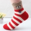 A043**พร้อมส่ง**(ปลีก+ส่ง) ถุงเท้าแฟชั่นเกาหลี ข้อสั้น มีหู มี 5 แบบ เนื้อดี งานนำเข้า( Made in Korea) thumbnail 4