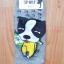 S056**พร้อมส่ง** (ปลีก+ส่ง) ถุงเท้าแฟชั่นเกาหลีผู้ชาย ข้อสั้น ลายการ์ตูน เนื้อดี งานนำเข้า(Made in china) thumbnail 8