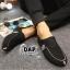 รองเท้าผ้าแฟชั่นผู้ชาย ทรงลำลอง( สไตล์ Versace) thumbnail 4