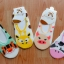 S181 **พร้อมส่ง** (ปลีก+ส่ง) ถุงเท้าคัทชู แฟชั่นเกาหลี มี 4 สี(แบบ) เนื้อดี งานนำเข้า(Made in China) thumbnail 20