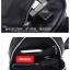 Pre-order กระเป๋าหนังคาดอก คาดไหล่ สะพายไหล่ ผู้ชายแฟชั่นเกาหลี รหัส Man-5232 สีดำ thumbnail 5
