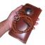 Very Nice Genuine Cowhide Leather Wallet สุดเท่ สุดสวิง กับกระเป๋าทรงยาวทำจากหนังวัวแท้ thumbnail 3