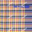 ผ้าขาวม้า TK101 น้ำเงินเหลือง (กว้าง 90ซม) thumbnail 1