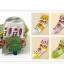 S622**พร้อมส่ง** (ปลีก+ส่ง) ถุงเท้าแฟชั่น เกาหลี ข้อยาว คละ 5 สี 10 คู่ต่อแพ็ค เนื้อดี งานนำเข้า(Made in China) thumbnail 1