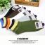 S355**พร้อมส่ง** (ปลีก+ส่ง) ถุงเท้าแฟชั่นเกาหลี ข้อสั้น ชาย คละ 5 สี มี 10 คู่ต่อแพ็ค เนื้อดี งานนำเข้า(Made in China) thumbnail 7
