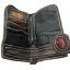 กระเป๋าสตางค์ยาว หนังวัวแท้ ลายสาน เกรด Styles Cow Boy thumbnail 4
