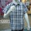 H3001 เสื้อเชิ๊ตสก้อตแขนสั้น ผู้ชาย thumbnail 7