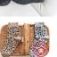 S178 **พร้อมส่ง** (ปลีก+ส่ง) ถุงเท้าแฟชั่นเกาหลี ลายเสือ ข้อสั้น เนื้อดี งานนำเข้า(Made in China) thumbnail 9