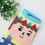 A028**พร้อมส่ง**(ปลีก+ส่ง) ถุงเท้าแฟชั่นเกาหลี ข้อสั้น แบบมีหมวก มี 6 แบบ เนื้อดี งานนำเข้า( Made in Korea) thumbnail 3