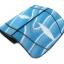 กระเป๋าสตางค์ปลากระเบน แบบ 3 พับ เม็ดใหญ่ ลวดลาย คลื่นน้ำทะเล สีฟ้าและตัวด้วยสีขาว มองแล้วทำให้รู้สึกสดใส Line id : 0853457150 thumbnail 5
