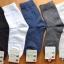 S477**พร้อมส่ง** (ปลีก+ส่ง) ถุงเท้าธุรกิจ ข้อยาวชาย คละ 5 สี จำนวน 10 คู่ต่อแพ็ค เนื้อดี งานนำเข้า(Made in China) thumbnail 1