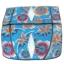 กระเป๋าสตางค์ปลากระเบน แบบ 3 พับ เม็ดใหญ่ ดอกไม้และผีเสื้อ หลากสีสัน Line id : 0853457150 thumbnail 8