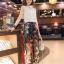 แฟชั่นเกาหลี set เสื้อและกางเกงสุดเก๋ สวยมากๆ thumbnail 1