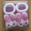 U011-3**พร้อมส่ง** (ปลีก+ส่ง) ถุงเท้าเด็ก(แรกเกิด-1 ปี) พับข้อ ติดหัวตุ๊กตา มีกันลื่น เนื้อดี งานนำเข้า ( Made in China) thumbnail 13