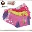 U037-18**พร้อมส่ง** (ปลีก+ส่ง) ถุงเท้า Q House แฟชั่นเด็กหญิง (3-6 ปี) มีกันลื่น เนื้อดี งานนำเข้า ( Made in China) thumbnail 4