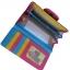 กระเป๋าสตางค์ แบบยาว สีสันสดใส ราคาสบายๆ สุดคุ้ม ด้วยช่องใส่บัตรต่างๆ หลายช่อง thumbnail 3