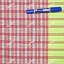 ผ้าขาวม้า TK128 แดงเขียว thumbnail 1