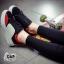 รองเท้าผ้าใบแฟชั่น ทรง Sport เสริมส้น สไตล์เกาหลี thumbnail 2
