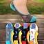 S176 **พร้อมส่ง** (ปลีก+ส่ง) ถุงเท้าคัทชู แฟชั่นเกาหลี มี 4 สี เนื้อดี งานนำเข้า(Made in China) thumbnail 3
