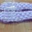K010-PU**พร้อมส่ง** (ปลีก+ส่ง) รองเท้านวดสปา เพื่อสุขภาพ ปุ่มใหญ่ สีม่วง ถอดพื้นทำความสะอาดได้ ส่งคู่ละ 180 บ. thumbnail 4