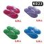 K023-SBL **พร้อมส่ง** (ปลีก+ส่ง) รองเท้านวดสปา เพื่อสุขภาพ ปุ่มเล็ก (ใส) หูหนีบ สีน้ำเงิน ส่งคู่ละ 120 บ. thumbnail 5