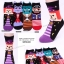 A039**พร้อมส่ง**(ปลีก+ส่ง) ถุงเท้าแฟชั่นเกาหลี ข้อสูง มีหู มี 4 แบบ เนื้อดี งานนำเข้า( Made in Korea) thumbnail 3
