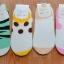 S181 **พร้อมส่ง** (ปลีก+ส่ง) ถุงเท้าคัทชู แฟชั่นเกาหลี มี 4 สี(แบบ) เนื้อดี งานนำเข้า(Made in China) thumbnail 23