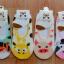 S181 **พร้อมส่ง** (ปลีก+ส่ง) ถุงเท้าคัทชู แฟชั่นเกาหลี มี 4 สี(แบบ) เนื้อดี งานนำเข้า(Made in China) thumbnail 22