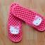 K011-PK **พร้อมส่ง** (ปลีก+ส่ง) รองเท้านวดสปา เพื่อสุขภาพ ปุ่มเล็ก คิตตี้ kitty สีชมพู ส่งคู่ละ 150 บ. thumbnail 2