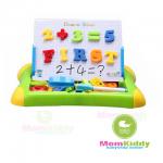 กระดานวาดภาพแม่เหล็ก Magnetic First Classroom 002
