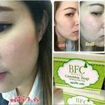 BFC Greentea Soap (สำหรับผิวหน้า )