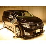 กันสาดประตู Nissan Elgrand MY 2010 - 2013