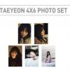 SUM - Tae yeon 4X6 Photo Set (11:11) พร้อมส่ง