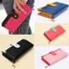 กระเป๋าใส่มือถือ กระเป๋าใส่สมาร์ทโฟน กระเป๋าสตางค์สไตล์เกาหลี รหัส CP-059