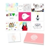 [JYP OFFICIAL GOODS] 15& SUGAR - HAND-DRAWN POSTCARDS