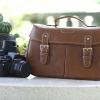 กระเป๋ากล้อง KR02 Camel leather (M)