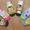 A021**พร้อมส่ง**(ปลีก+ส่ง) ถุงเท้าแฟชั่นเกาหลี จมูก 3 มิติ เนื้อดี งานนำเข้า( Made in Korea)