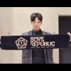 BOYS REPUBLIC OFFICIAL GOODS BOYS REPUBLIC SLOGAN TOWEL VER.2