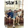 นิตยสาร @Star1 เดือน สิงหาคม 2015 หน้าปก แบคฮยอน ซูโฮ chen