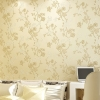 Wallpaper ลายพื้นผ้าดิบ Wall-WE17-9900