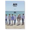 Seventeen - Mini Album Vol.4 [Al1] (Ver.2 Al1 [3]) + โปสเตอร์พร้อมกระบอกโปสเตอร์