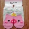 A020 **พร้อมส่ง**(ปลีก+ส่ง) ถุงเท้าคู่ AB แฟชั่นเกาหลี เนื้อดี งานนำเข้า( Made in Korea)